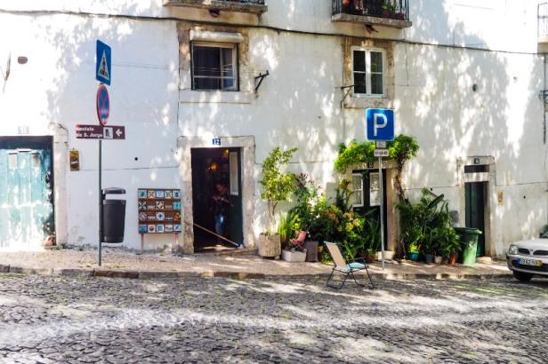 Corners of Lisbon