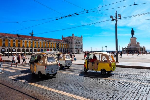 Lisbon Tuc Tucs