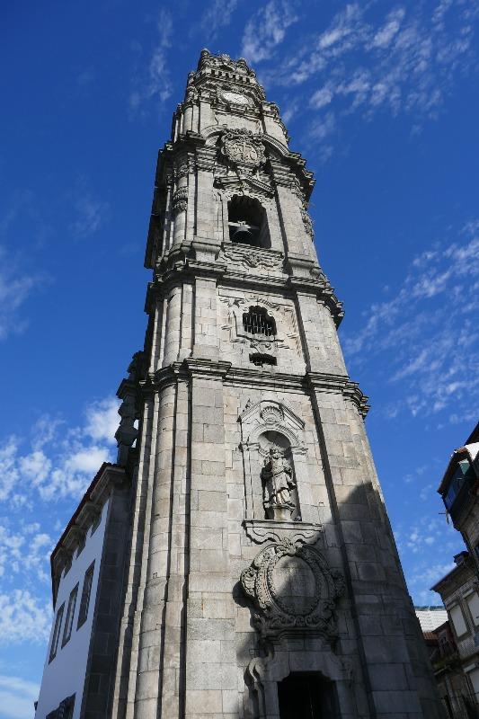Porto Clergios tower