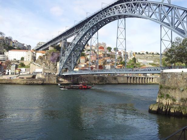 Porto Dom Louis Bridge