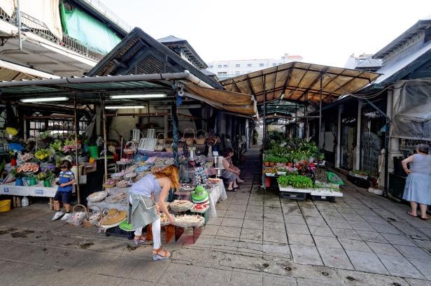 Porto Market Hall, Porto Bolhao market