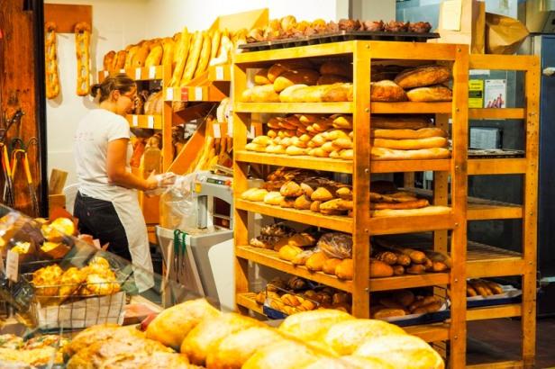 Terra Breads at Granville Island Public Market