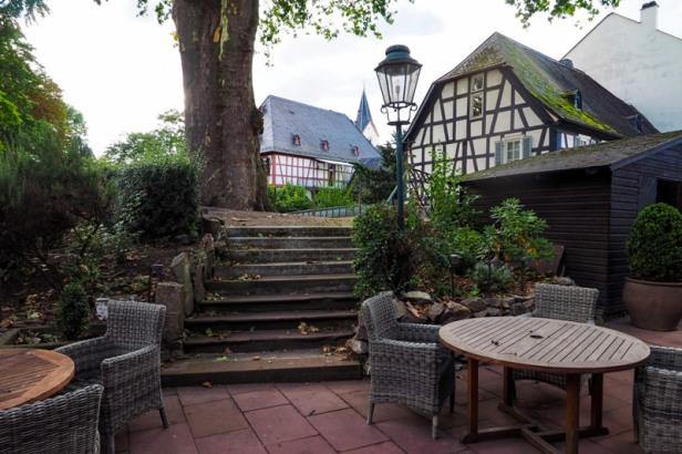 Hotel Kronenschlösschen, Eltville-Hattenheim, Rheingau, Germany