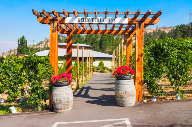 La Frenz Winery Lake Okanagan