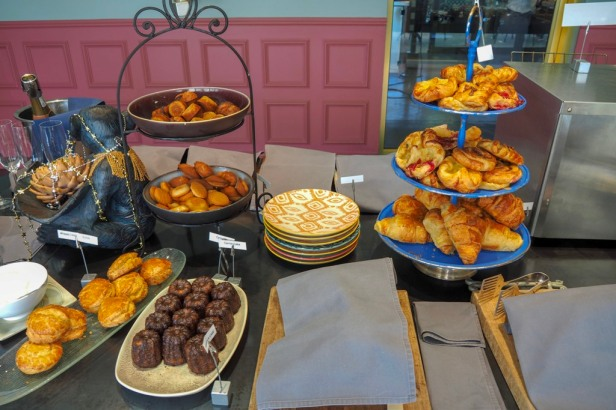 Majeka House Stellenbosch breakfast buffet