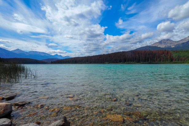 Patricia Lake in Jasper National Park