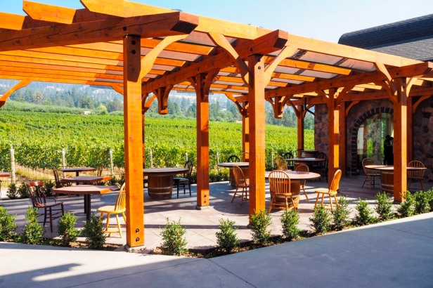 Serendipity Winery Lake Okanagan