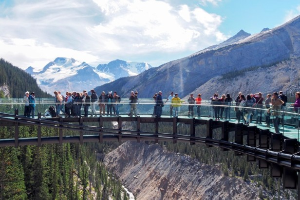 Icefields Parkway Skywalk