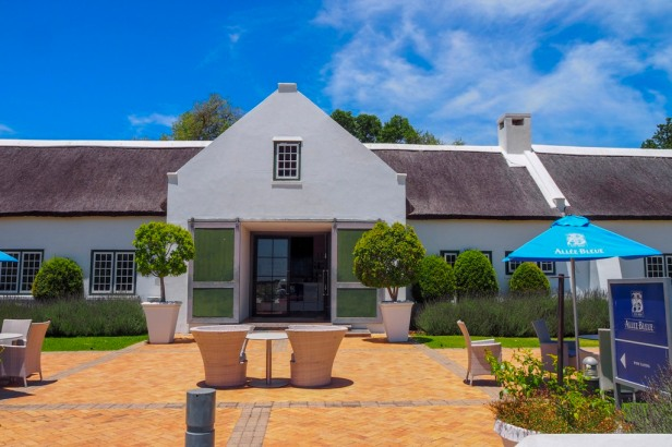 Allee Bleu Wine Estate, Western Cape