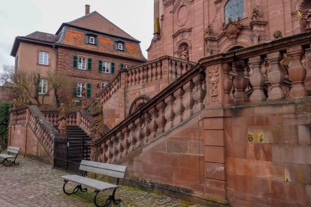 Amorbach Odenwald