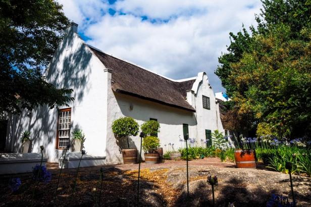 Blaauwklippen Vineyards, Western Cape Winelands