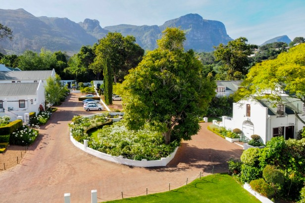 Cellars-Hohenort Hotel, Constantia Valley, Cape Town