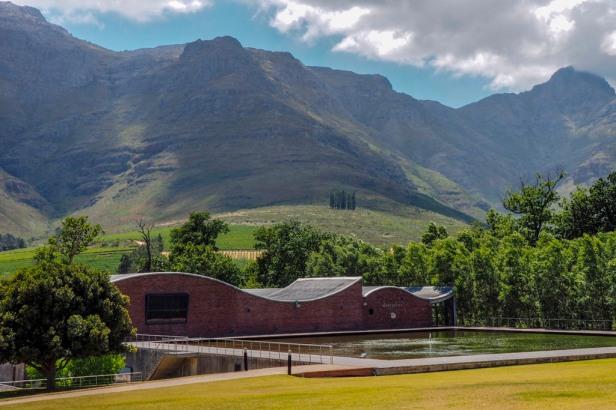 Dornier Wines, Western Cape