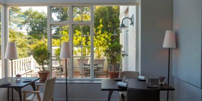 Greenhouse Restaurant, Cellars-Hohenort, Cape Town
