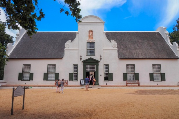 Groot Constantia Winery, Constantia Valley