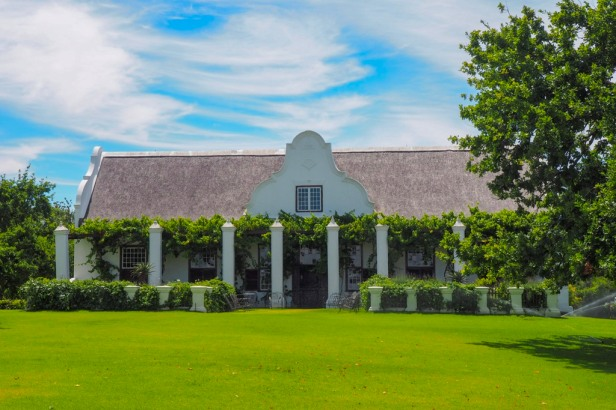 Meerlust, Western Cape Winelands