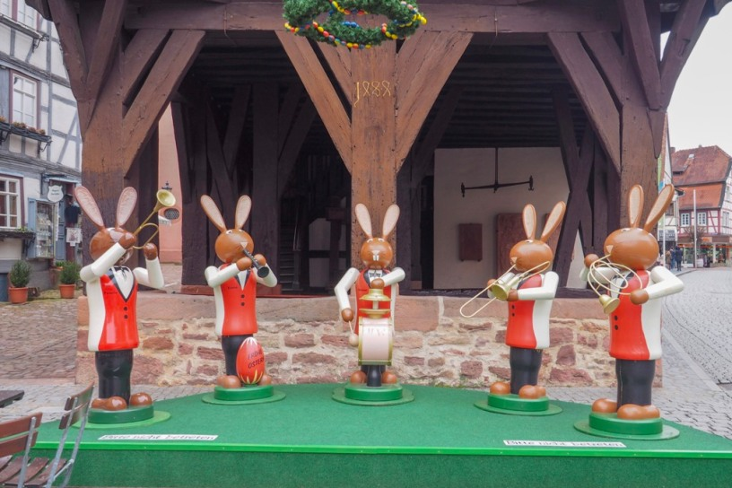 German Easter Egg Markets
