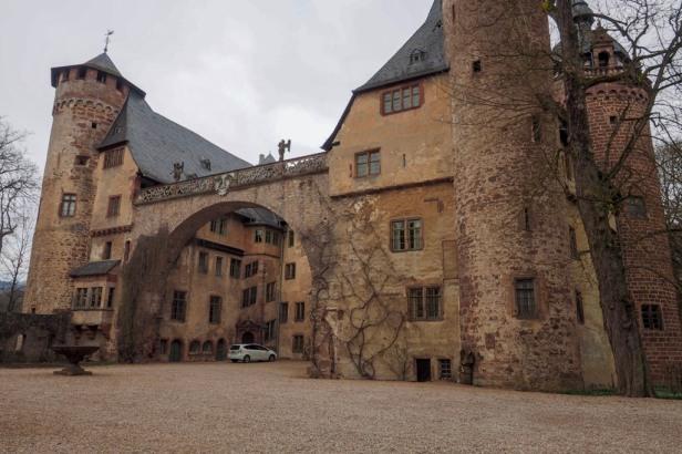 Michelstadt Castle Fürstenau Odenwald