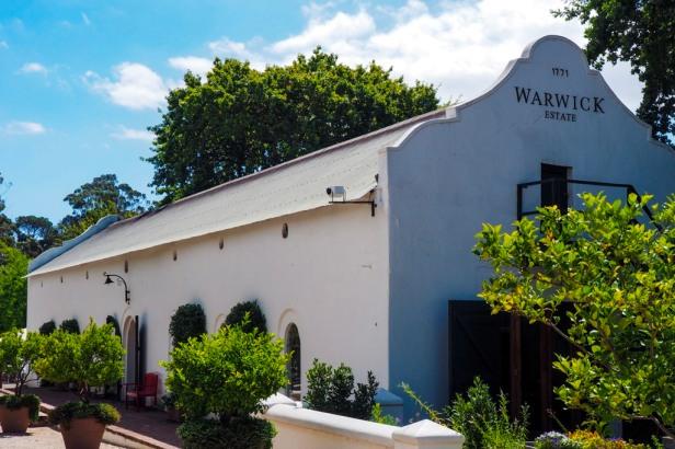Warwick Wine Estate, Western Cape