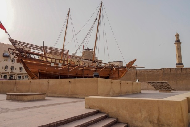 Dubai Al Fahidi