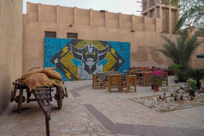 Dubai Bastakiya