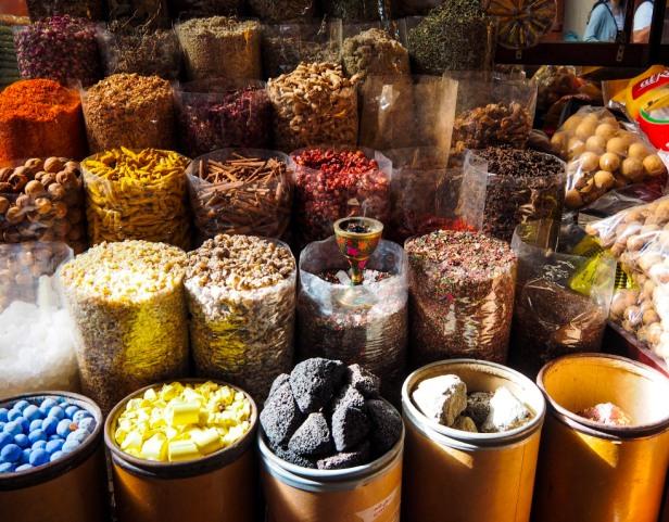 Dubai Old Spice Souk