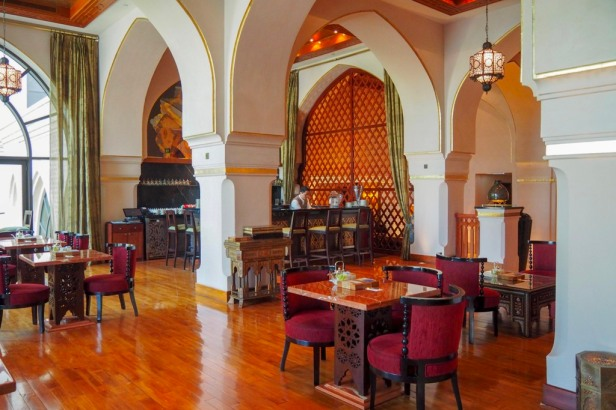 Palace Downtown Dubai Al Bayt Bar