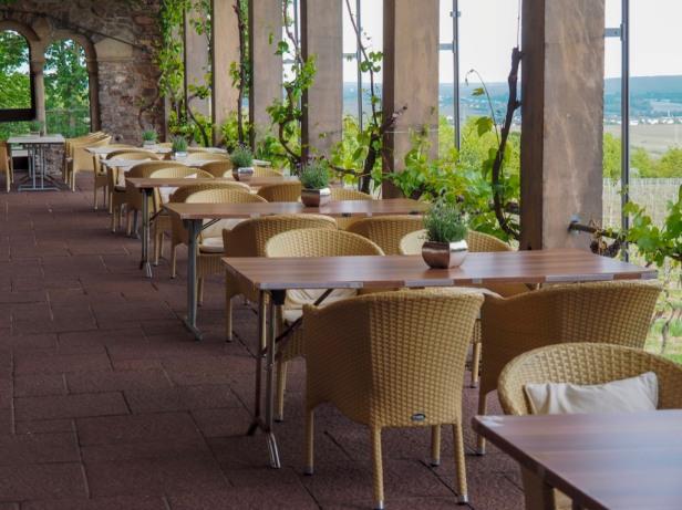 Hotel Burg Schwarzenstein, Rheingau, Germany