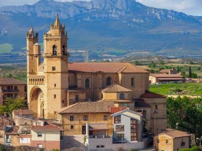 Iglesia de San Andrés, Elciego, La Rioja
