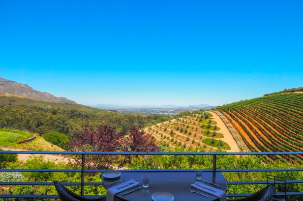 Tokara Wine Estate, Western Cape