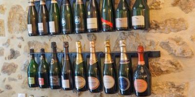 Secret d'Initiés champagne bar, Bordeaux