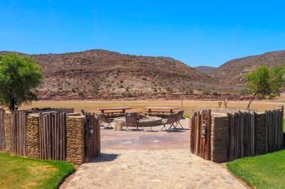 Madi Madi Camp, Klein Karoo