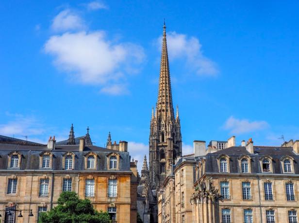 Bordeaux, Basilica de St-Michel