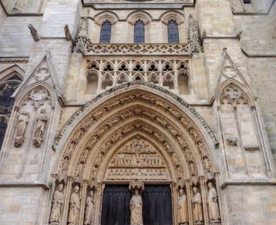 Bordeaux, Cathedrale Saint-André