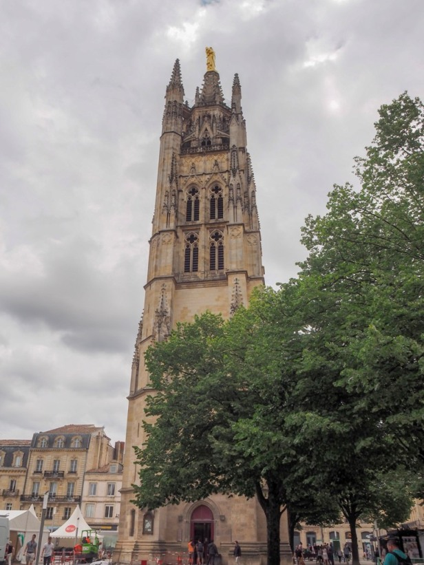 Bordeaux, Pey Berland bell tower