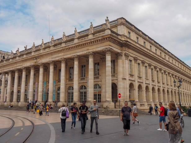 Bordeaux, Grand Theatre