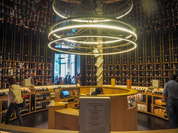 La Cité de Vin, Bordeaux