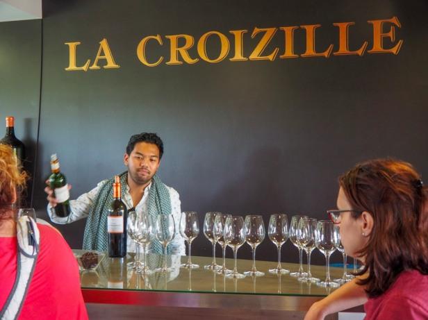 Chateau La Croizille, Bordeaux