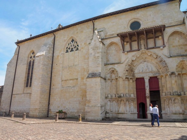 Collegiate Church, Saint Emilion, Bordeaux