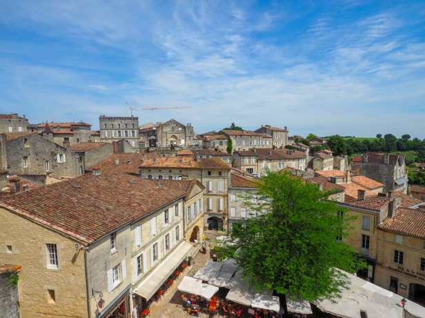 Saint Emilion, Bordeaux
