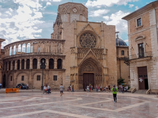 Basilica of the Assumption, Valencia