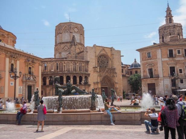 Basilica of the Assumption, Valencia