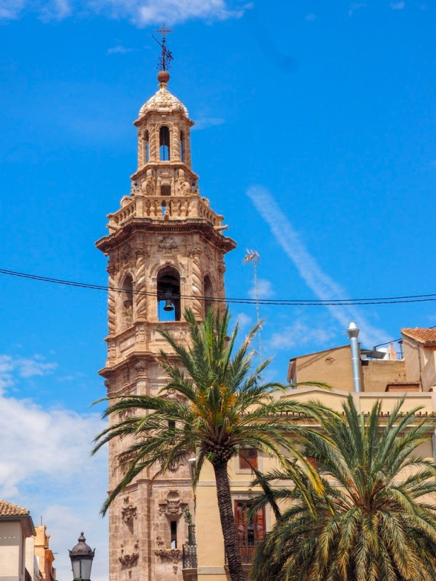 Iglesia de Santa Catalina, Valencia