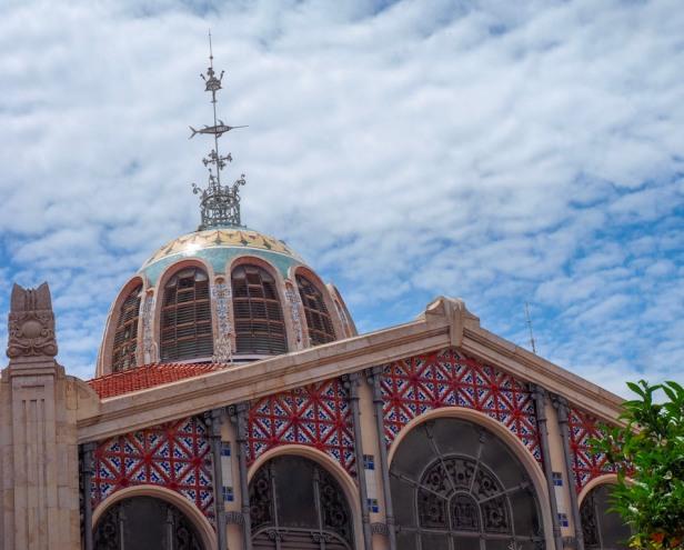 Mercat Central, Valencia