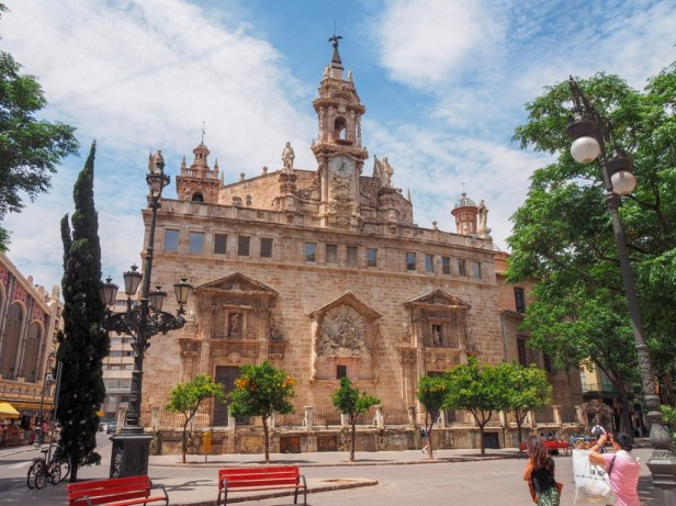 Virgen de Fatima, Valencia