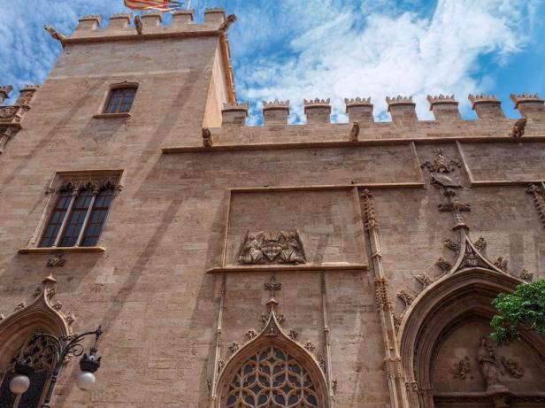La Lonja, Valencia