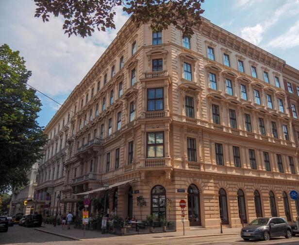 Historic building Ringstrasse, Vienna