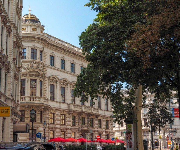 Historic building Ringstrasse, Vienna