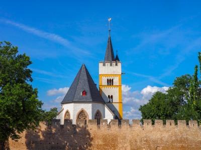 Burgkirche, Ingelheim am Rhein