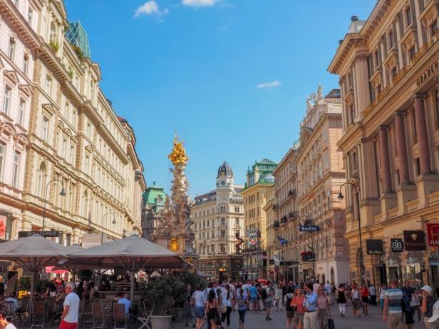 Am Graben, Vienna